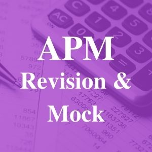 MM APM Revision and mock image
