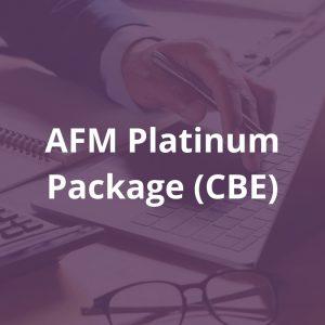 AFM package CBE image