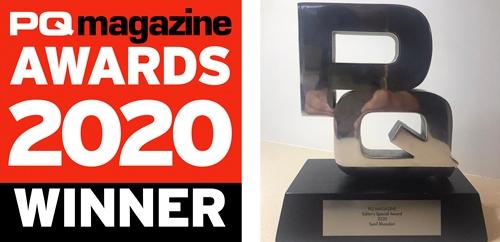 Sunil Bhandari PQ Award 2020