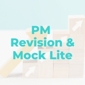 PM Revision and mock lite image